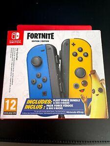 Coppia Joy-Con Nintendo Switch - Fortnite *NO CODICE*