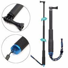 "37"" Extendable Telescopic Monopod Selfie Pole Stick for GoPro Hero 4 3+ 3 2"