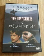 The Gunfighters & The Gun and the Pulpit DVD 2 Movies
