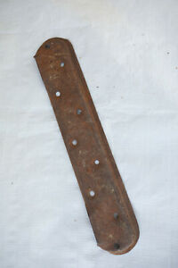 "Pressed Still Vintage Sink Hanger (S6L) Unmarked 13.5"" Full Length"