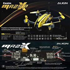 Align MR25XP Racing Quadcopter Drone Combo (600mW) RM42513XX