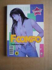 F. COMPO Tsukasa Hojo Vol. 6 edizione Star Comics   [G371C]