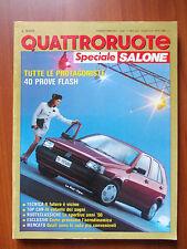 QUATTRORUOTE SPECIALE SALONE - n.17 04/1988