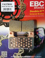 EBC/FA379HH Sintered Brake Pads (Front) - Suzuki GSXR600/750/1000, GSX1300R