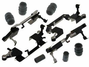 Front Brake Hardware Kit For Nissan Murano Maxima FX35 FX45 Altima GK88V9