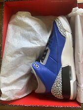 Nike Air Jordan 3 Retro Varsity Royal CT8532 400 NEW ready to ship