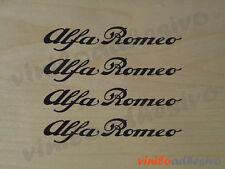 PEGATINA / STICKER / VINILO / Decal Alfa Romeo