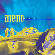 Slowburn by Anemo (CD) - **DISC ONLY**
