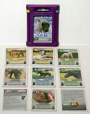 YO! CARD GAME - HORSES - UPPER DECK