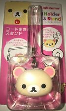 Rilakkuma San-X Sanrio Cord Holder & Stand NEW Japan Official Product