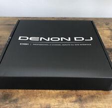 Denon DJ DS1 - Serato DVS Software Vinyl Record Interface * NO DOWNLOADS *
