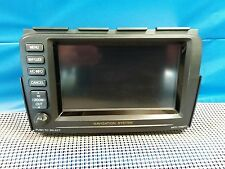 2004 Acura MDX Navigation System GPS Display Screen monitor - 39810-S3V-A210-M1
