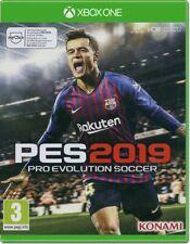 Pro Evolution Soccer PES 2019 XBOX KONAMI