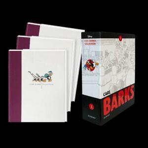Walt Disney Library : Carl Barks Collection Band 01: Band 1, 11, 21 NEUWARE