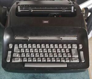 1962 IBM Selectric Original Typewriter W/Elements