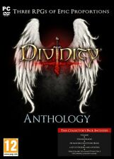 The Divinity Anthology: Collectors Edition (PC DVD) BRAND NEW SEALED