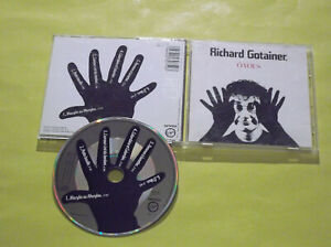 CD  RICHARD GOTAINER O VOUS