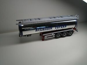 CORGI 1/50 SCALE TRI AXLE GENERAL PURPOSE TANKER AITCHISON TOPEKA LIVERY WORCES.