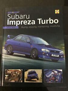 Haynes-You and Your Subaru Impreza Turbo - Buying, Enjoying, Maintaining, Modify