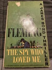 The Spy Who Loved Me - Ian Fleming - Used Paperback