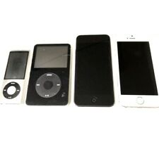Lot of 4 Apple - iPhone 1-A1533 and iPods 3_A1574 A1320 A1136 Parts/Repair *READ