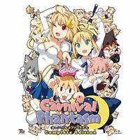 New Carnival Phantasm Complete Edition 2 Blu-ray Japan TYPE MOON Fate/Prototype