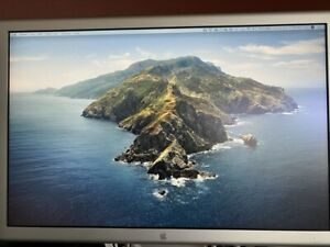 "Apple Cinema Display 22"" A1081 LCD Monitor"