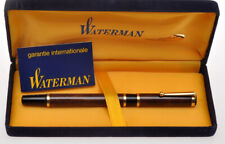 Waterman Waterminum Night & Day turtle vintage lacquer fountain pen mint- in box