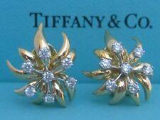 8135038a02c Tiffany   Co. 0.50 - 0.74 Fine Diamond Earrings for sale