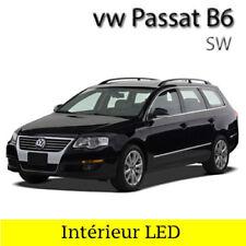 Kit lighting light bulbs LED White Interior Volkswagen Passat B6 Break