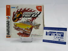 NEW NEUF, CRAZY TAXI 2, SEGA DREAMCAST  japanese version