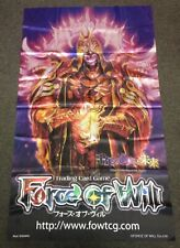 Force Of Will Trading Card Game The Millenia Of Ages Silk Banner