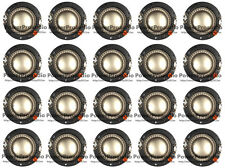 20pcs/lot 8 ohm Diaphragm For JBL 2420H 2421H 2425H 2426H 2427H 2461H 2470H LE85