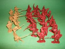 BMC 1/32nd 54mm American Revolutionary War Battle Of Lexington Soldiers Set NEW!