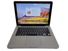 "Apple MacBook Pro Laptop - 2.4 GHz i5 4GB 500GB Cam SuperDrive 13.3"" A1278 SP4"