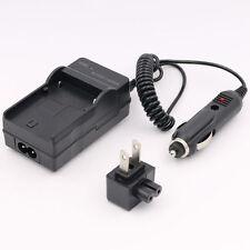 DMW-BLC12/PP Charger fits PANASONIC Lumix DMC-FZ200 DMC-G5 DMC-GH2K DMC-GH2KK