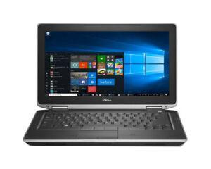 Dell Latitude E6330/ Core i5-3340M/ 8GB Ram/ 180GB SSD/ 13.3in/ DVDRW Win 10 Pro