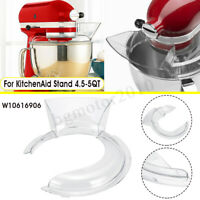 4.5-5QT Bowl Pouring Shield Tilt Head For KitchenAid Stand Mixer W10616906 KSM75