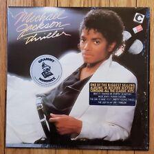 Michael Jackson - Thriller LP NM* QE 38112 Epic 1982 Vinyl 1982 *SHRINK/HYPE*