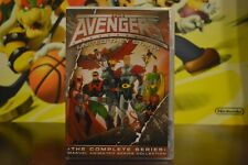 The Avengers United They Stand DvD Set
