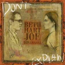 Beth Hart & Joe Bonamassa - Don'T Explain LP Vinile MASCOT (IT)