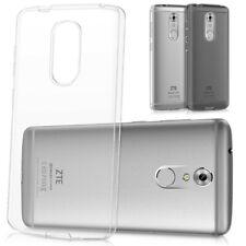 """ZTE Axon 7 5.2"""" Shockproof Mini Gel Ultra Sottile Chiaro Trasparente Custodia Cover"""