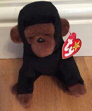 da491296d6d Monkeys Retired Ty Beanie Babies