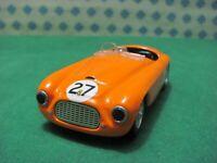 FERRARI 166 MM 2000cc. Barchetta Zandvoort 1950 - 1/43 Art Model  323 L.E. - MIB