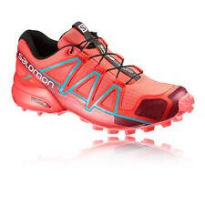 Scarpe da ginnastica rossi sintetici per donna Numero 39