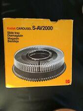 Kodak Carousel S-AV2000 Slide Tray for 35 mm. film
