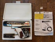 Vintage Sears Penske Dc Inductive Timing Light With Case Amp Manual 24421381