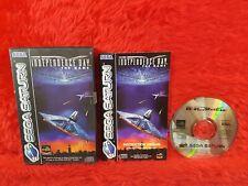 Sega Saturn INDEPENDENCE DAY Boxed & Complete PAL UK