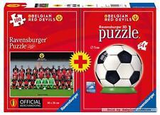 100 st puzzel: Puzzle 3D - Belgische Rode Duivels (Sport, België)