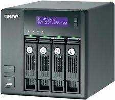 QNAP TS-459 Pro Turbo NAS - 8TB - 4x2TB SATA HDD